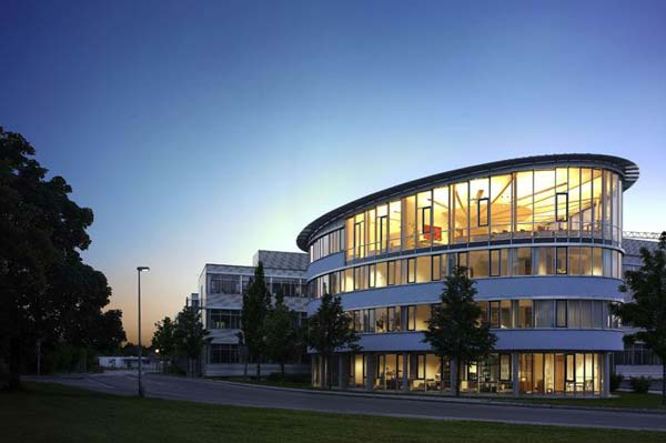 Bicoll HQ in the IZB in Munich, Germany
