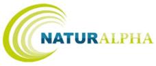 naturalpha logo